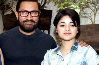 Aamir Khan and Zaira Wasim
