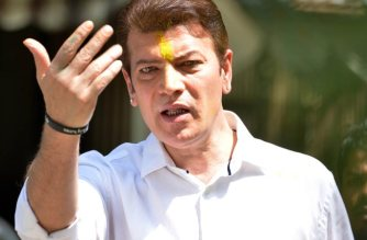 Pancholi alleged that the caller demanded 25 lakh and threatened him with dire consequences (Picture Courtesy: India Today)