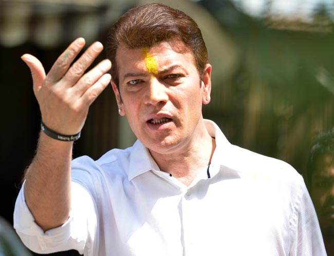 Aditya Pancholi complains to Versova Police about receiving extortion calls