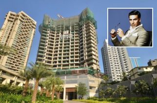 Kumar purchased the flats at Rs 4.5 crore each (Transcon Triumph in Andheri, Courtesy: capacite.in)