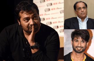 From top right: Pankaj Nihalani, Shahid Kapoor, Anurag Kashyap
