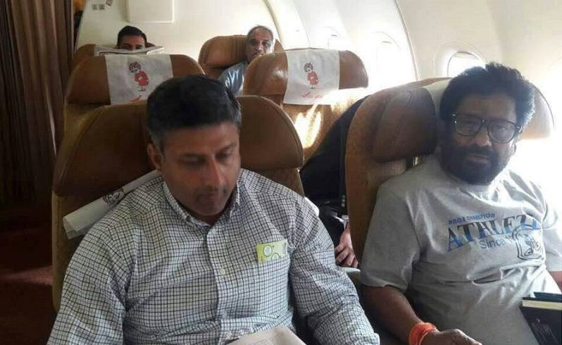Banned No More: Shiv Sena MP Ravindra Gaikwad flies again, opts for Air India