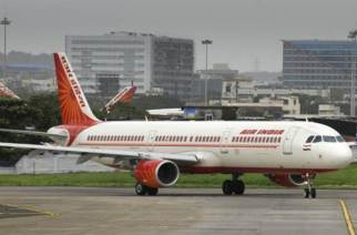 Air India flight (Representational Image)