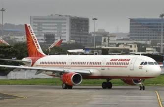 Air India flight (Representational Image)