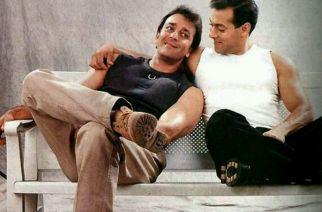 Sanjay Dutt & Salman Khan