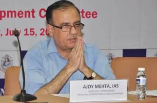 BMC Chief: Ajoy Mehta