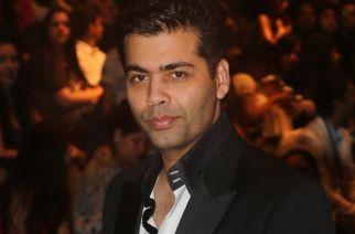 Karan Johar. Courtesy: Boxofiice News India