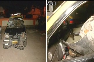 The taxi driver died during treatment (Picture Courtesy: ANI)