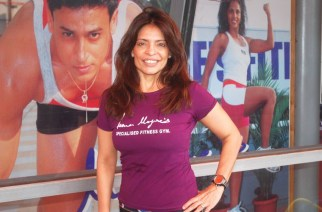 Celebrity trainer Leena Mogre