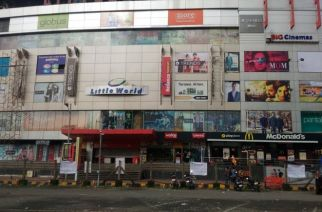 The incident took place near Little World Mall Mall in Kharghar (Representational Image. Courtesy: Trip Advisor)