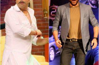 Krushna Abhishek (Comedy Nights Live) and Anil Kapoor (24)