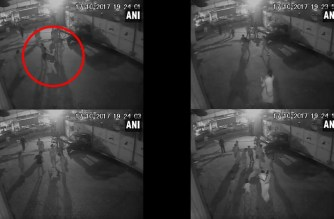 The accused, Imran Shaikh, was arrested on the day of the incident but granted bail by a local court (Screengrabs from the video, Courtesy: ANI)