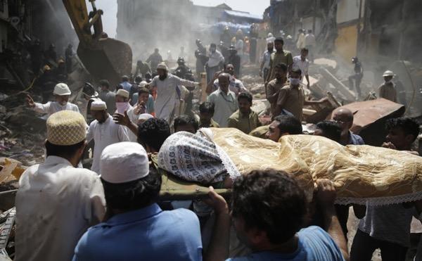 Death toll in Mumbai's Bhendi Bazaar building collapse rises to 34