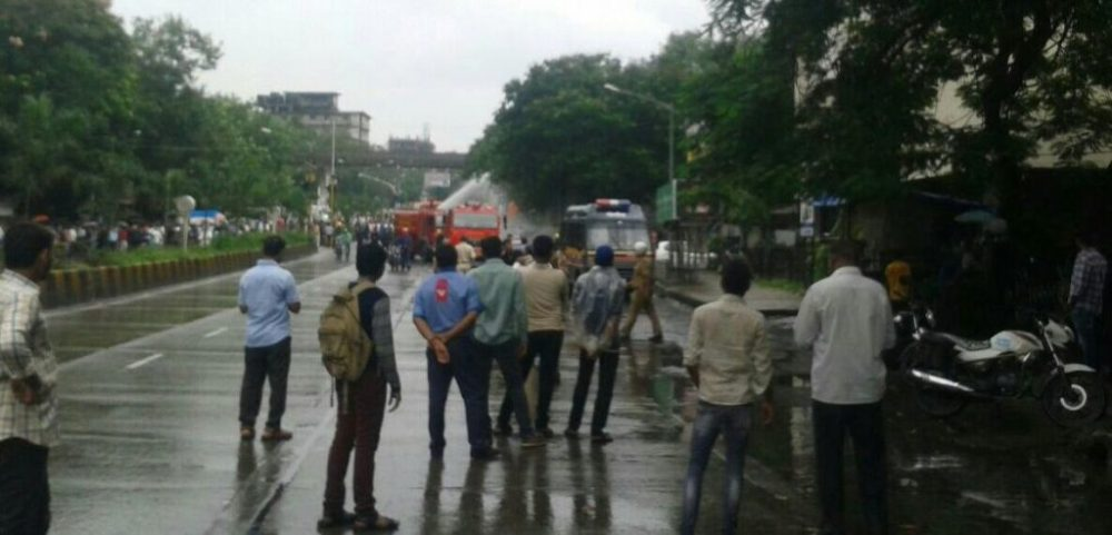 Gas leaks from CNG pump in Chembur: Locals asked to vacate homes, roads temporarily closed