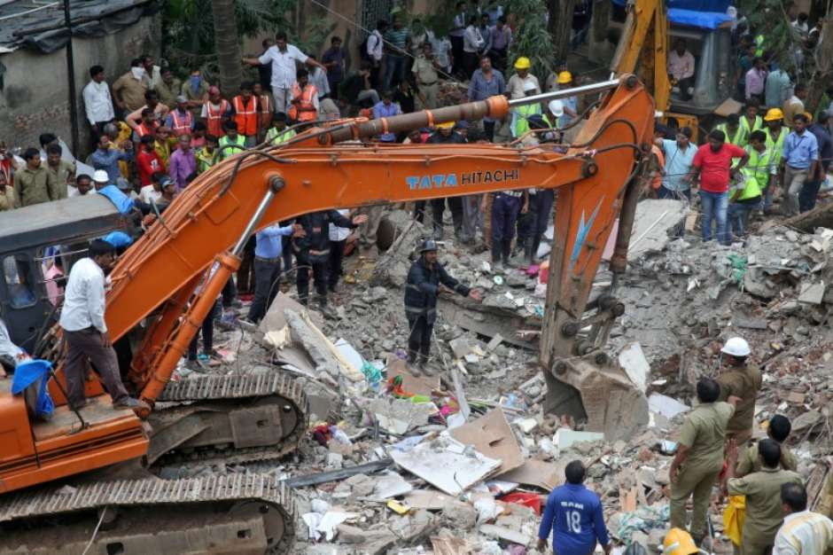 Ghatkopar building collapse: PM sanctions compensation