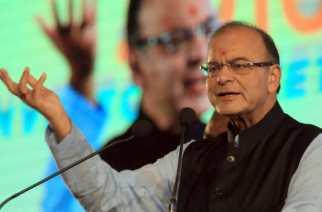 Arun Jaitley. Picture Courtesy: India.com