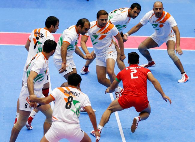 India set to host the 2016 Kabaddi World Cup