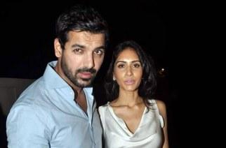 John Abraham and wife Priya Runchal