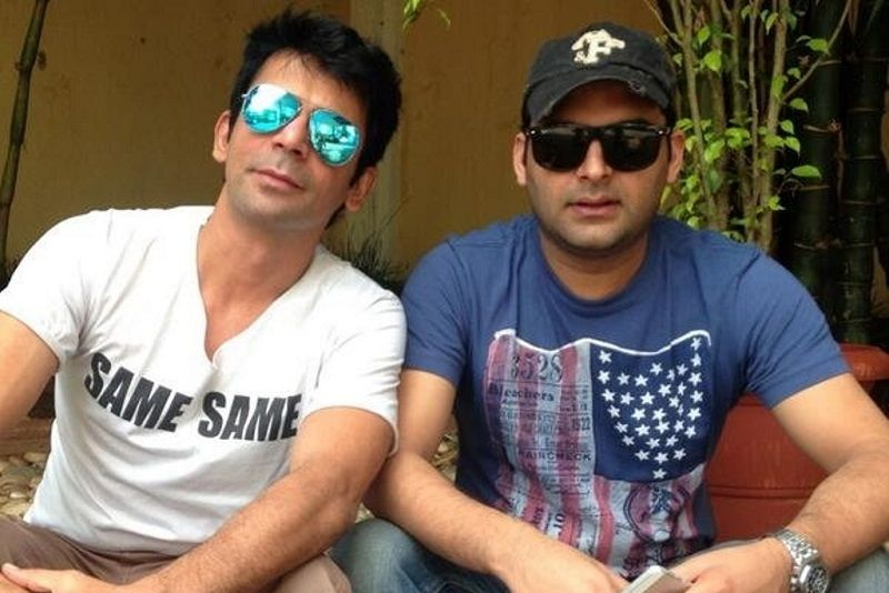 Kapil Sharma apologizes to Sunil Grover after he skips shoot, hints at leaving show