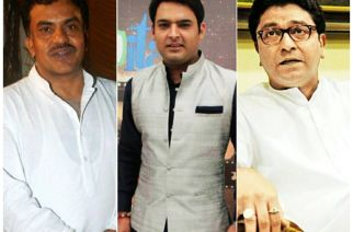 Sanjay Nirupam, Kapil Sharma & Raj Thackeray