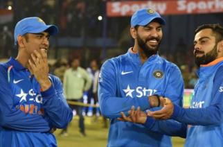 MS Dhoni, Yuvraj Singh and Viraat Kohli have made it to this year's ESPN World Fame 100 list