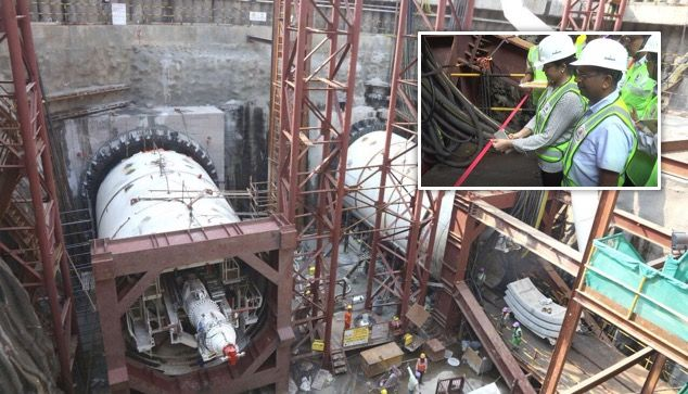 Metro 3: Colaba-Bandra-SEEPZ route to be operational by 2021 as excavation begins at Mahim