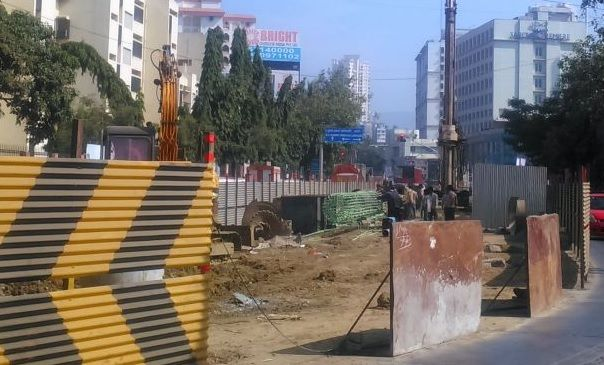 MMRDA to close 4 lanes on EEH near Sion for construction of Chunabhatti-BKC link road