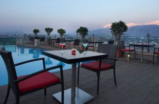Under the policy, existing malls and hotels can have a dining place on the terrace if there's no residential building within 10 metres (Representational Image)