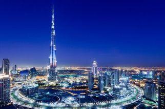 Burj Khalifa, Dubai. Picture Courtesy: burjkhalifa.ae