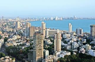 Mumbai's rising skyline