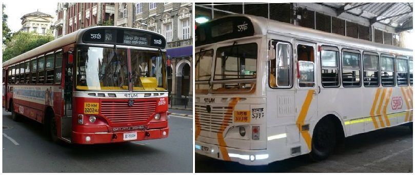 Mumbai's BEST buses may stick to red, ditch proposed white & yellow colour scheme