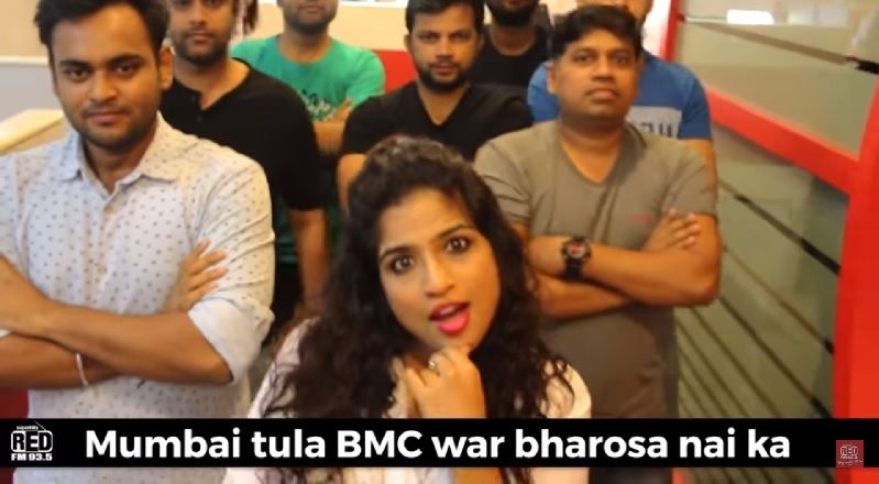 Shiv Sena accuses RJ Malishka of defamation