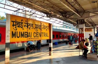 Mumbai Central is one of the stations that will be covered under the programme. Picture Courtesy: India Rail Info