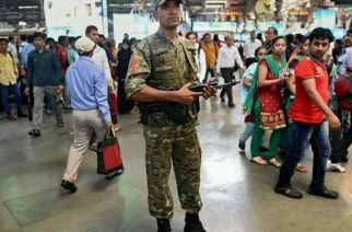 Mumbai city on high alert after suspecting aerial terror attack