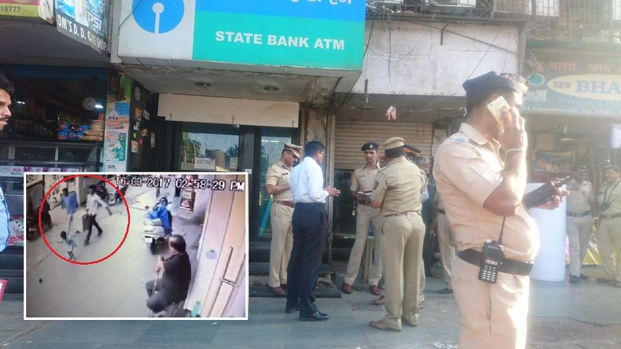 Rs 1.5 crore looted from SBI cash van in Dharavi, Mumbai