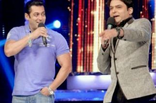 Kapil Sharma plays host to Salman Khan   in Comedy Nights with Kapil