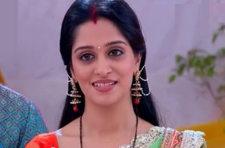 Pictured: Dipika Kakar who plays Simar on Sasural Simar Ka
