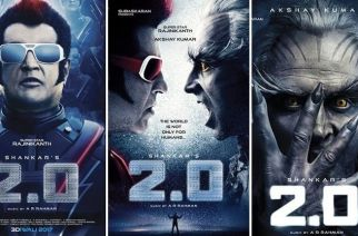 The satellite rights of Rajinikanth and Akshay Kumar-starrer 2.0 have been sold for record Rs 110 crore