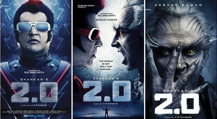 Satellite rights of Rajinikanth, Akshay Kumar-starrer 2.0 sold for record Rs 110 crore 1