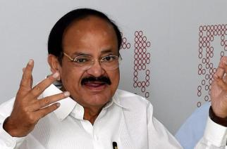Union Urban Development Minister Venkaiah Naidu