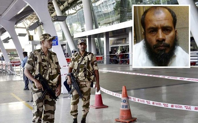 Suspected LeT operative arrested from Mumbai airport, was wanted since 2008