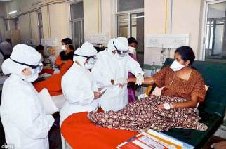 H1N1 cases have gone up to 874 since January this year, of which 672 have been registered in Mumbai alone (Representational Image. Courtesy: PTI)