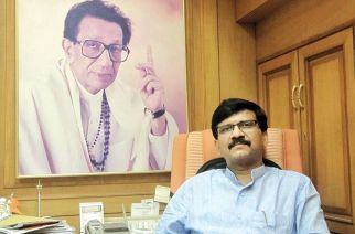 Sanjay Raut. Picture Courtesy: Governance Now