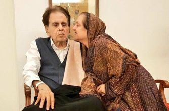 The actor will be under observation for at least two more days (Dilip Kumar and Saira Banu)