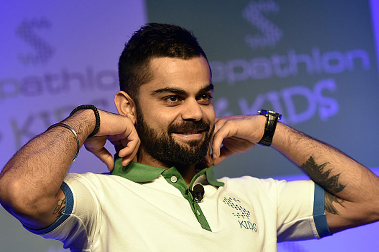 Virat Kohli beats Lionel Messi in Forbes' Fab 40 list