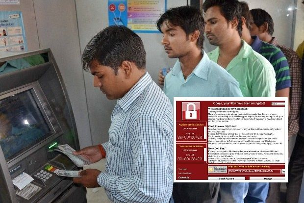 WannaCry Ransomware: Most ATMs in India vulnerable, RBI asks banks to update software