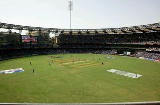 A representational picture of the renovated Wankhede Stadium.