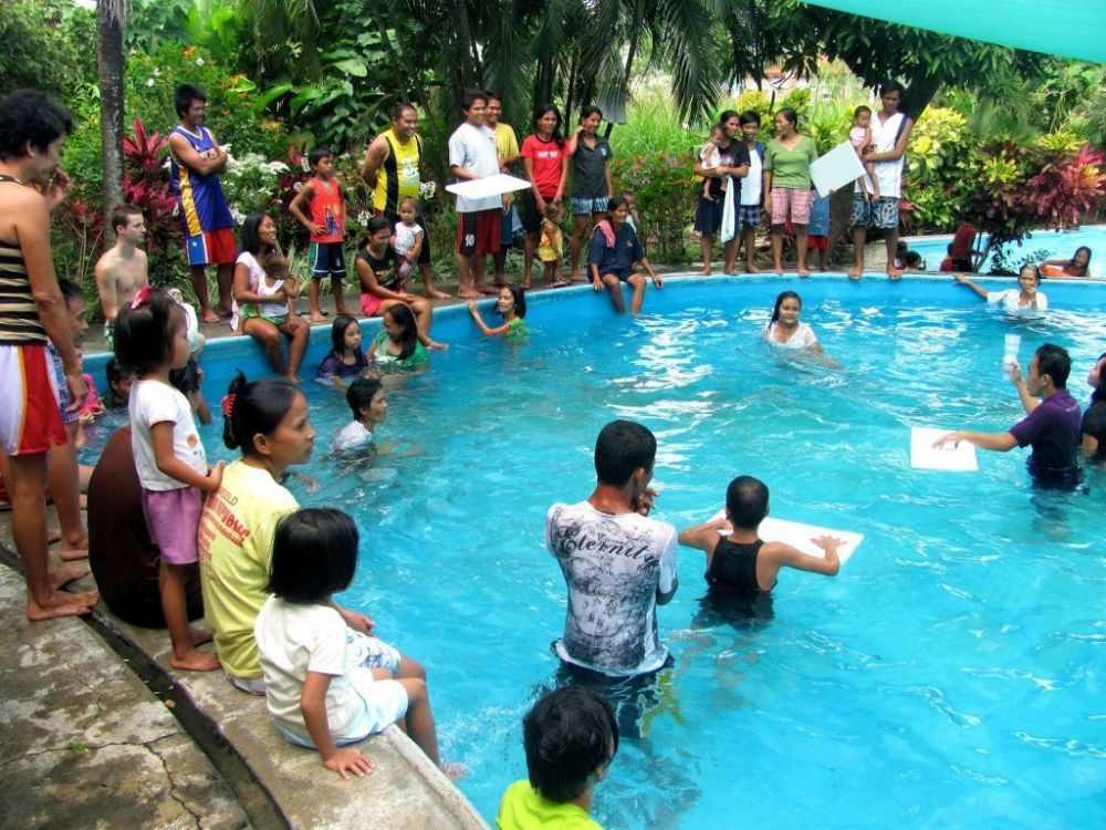 While Maharashtra Reels Under Drought Ghatkopar Society Organizes Pool Party Localpress Co