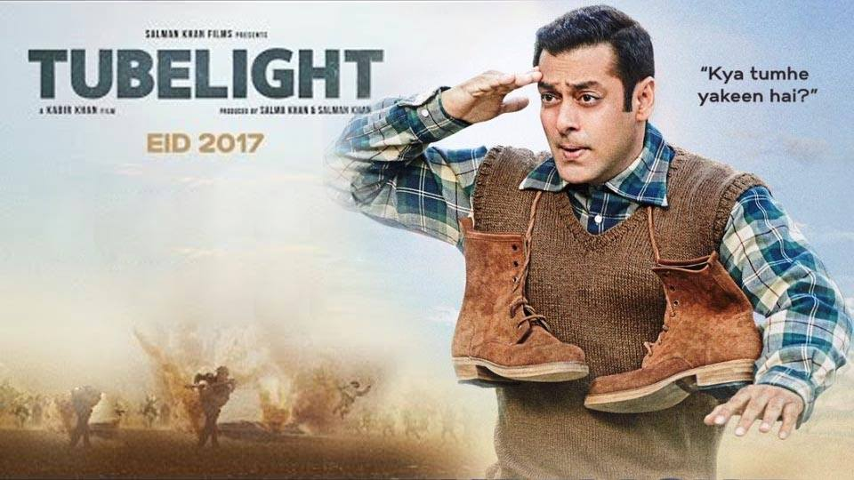 With a weekend collection of Rs 64 crore, Tubelight is Salman's most underwhelming Eid release