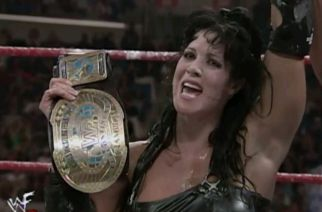 WWE champion Chyna